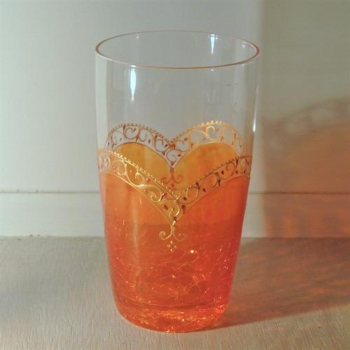 特大グラスオレンジ
